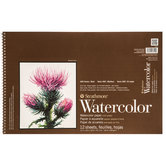 "Strathmore 400 Series Watercolor Paper - 12"" x 18"""
